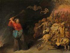 David Rijckaert III, Dulle Griet, c. 1650.