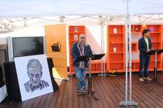 04-04-2014  Homenaje a Leopoldo María Panero con una lectura continuada de su obra poética.
