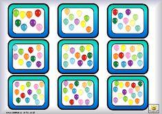 0-20 balloon number matching