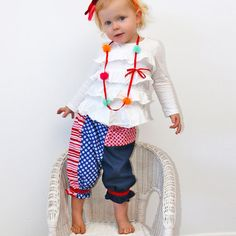 Baby sewing pattern pdf bloomer pattern von MyChildhoodTreasures