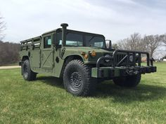 1985 AM General M998 Humvee HMMWV