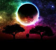 Moon light lovers.