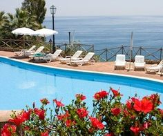 Mediterranean resort - can't do a grand tour of Southern Europe without stopping to take in the Mediterranean!  This would be stop #3. #myreviewsnow
