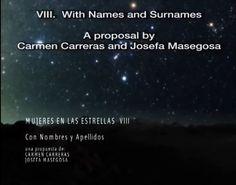 Mujeres en las Estrellas VIII: Con nombres y apellidos