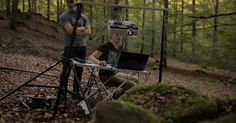 They Set Their Cameras Up In The Forest Every Night. What They Recorded Is Epic.