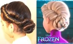 Hair Styles – Hair Care Tips and Tricks Strip Steak, Bobby Car, Elsa Coronation, Frozen Necklace, How To Curl Your Hair, One Hair, Portobello, Elsa Frozen, Blow Dry