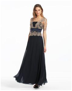 El corte ingles moda mujer vestidos fiesta
