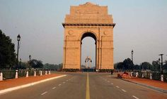"India Gate is designed by Sir Edwin Lutyens Built in 1921 officially known as the ""All India War Memorial"". On the eve of Republic Day i.e. 26th of January, a grand parade has been exercised."