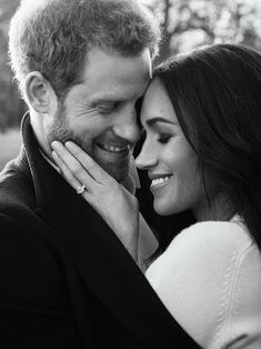 | 16 Times Harry and Meghan Made Their Love For Each Other Loud and Clear | POPSUGAR Celebrity Photo 15