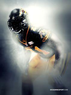 Simoni Lawrence, Hamilton Tiger-Cats — CFL 'Focus' 16x20″ Poster Series Canadian Football League, American Football, Poster Series, Sports Stars, Pittsburgh, Hamilton, Toronto, Nfl, Canada