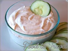 cool Onion-Dill Dip For Vegetables