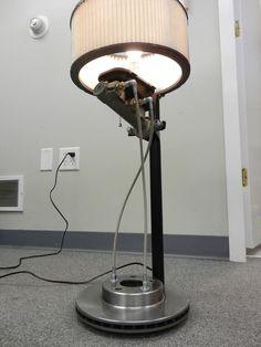 Brake disc / rotor, brake booster  air filter lamp