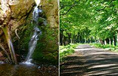 Gyönyörű szurdokok Magyarországon - Utazás   Femina Hungary, The Great Outdoors, Waterfall, Places, Beautiful, Waterfalls, Outdoor Life, Off Grid, Lugares