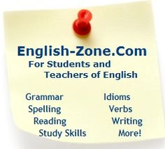 Visit English-Zone.Com