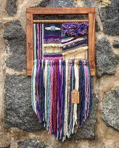 Un favorito personal de mi tienda de Etsy https://www.etsy.com/es/listing/532913795/woven-wall-hanging