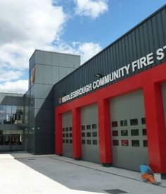 Old meets new as fire station gets a makeover