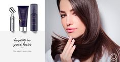 #MONATBeautyTip of the Week: Invest in your hair. You wear it every day. #MONAT #healthyhair #haircare