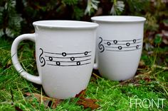 The Legend of Zelda  Ocarina of Time Song Coffee Mug by FusRoDraw, $13.00