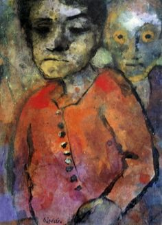 By Emil Nolde (1867 – 1956), German/Danish