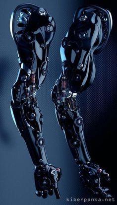 Cyberarm : Cyberpunk