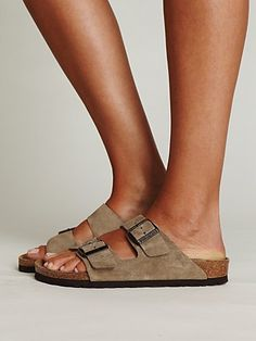 How can you not love a solid pair of Birks?