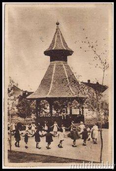 Romania, Paris Skyline, Europe, Culture, Postcards, Dancing, Dance, Greeting Card