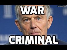 War Criminal Tony Blair's 'Manic Diversionary Tactics': Is the UK's Iraq Inquiry Set to 'Savage' Tony Blair? Political Memes, Politics, Tony Blair, Labour Party, Iraq War, British Soldier, Peace On Earth, Memoirs, Investigations