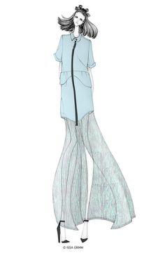 ISSA GRIMM: fashion illustration issagrimm.com fashion design fashion illustrations #fashiondesign #fashionillustrations
