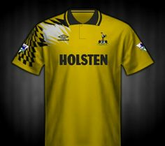 d2ce5e378 Tottenham Hotspur away shirt for 1993-94. Tottenham Kit