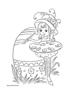 size: Giclee Print: Graffiti on the eggs by Olga And Alexey Drozdov : Easter Coloring Pages Printable, Ocean Coloring Pages, Unicorn Coloring Pages, Coloring Pages To Print, Coloring Book Pages, Spring Pictures To Color, Colorful Pictures, Digi Stamps Free, Digital Stamps