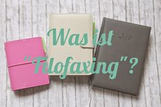 Was ist Filofaxing?