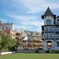 Marvel at the sugar-white sand and charming architecture of Rosemary Beach, Florida, home to the 2012 Ultimate Beach House.