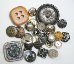 old buttons