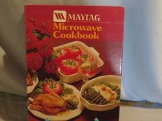 Vintage Cookbook MAYTAG Microwave Cookbook