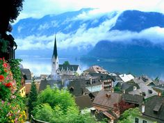 Salzkammergut, Styria, Austria