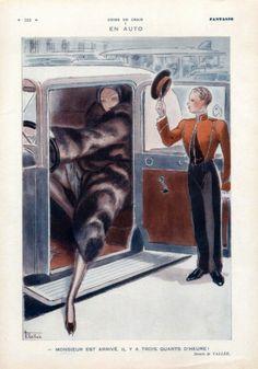 Armand Vallée (1884 – 1960). Fantasio, 1931. [Pinned 15-xi-2015]