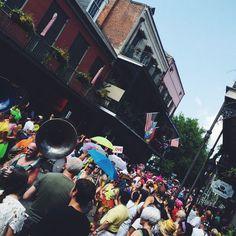 French Quarter, New Orleans | ouiwegirl | VSCO Grid