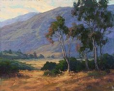 Classic California by Kim Lordier Pastel ~ 24 x 30