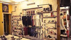 Black Boots - Converse shop in shop on Behance
