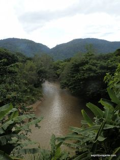 Montanhas em Chiang Mai