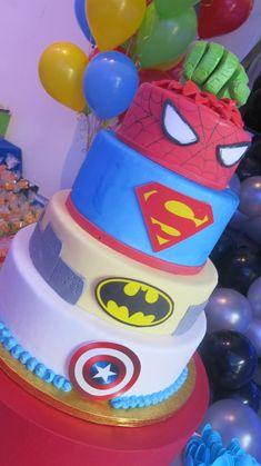 A mi manera, por Caritina Goyanes - ¡Superfiesta de Superheroes!