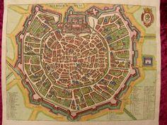 MILANO 1640 | Matthaeus Merian