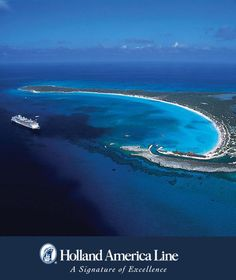 Half Moon Cay: HAL's own private island... a little bit of heaven!
