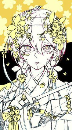 Character art. Kyouka II.