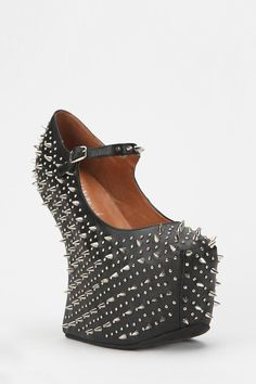 Jeffrey Campbell Prickly Mary Jane Platform  #UrbanOutfitters