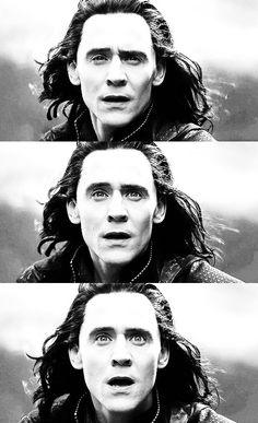 """Tom Hiddleston """"Loki"""" Stills from """"The Dark World"""" from http://lokigoddark.tumblr.com/post/77805782820"""