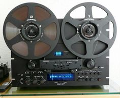 PIONEER RT-909 (Rare black edition)