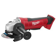 Bare-Tool Milwaukee 2680-20 18-Volt M18 4-1/2-Inch Cut-off/Grinder (Tool Only No Battery) Review https://cordlesscircularsawreview.info/bare-tool-milwaukee-2680-20-18-volt-m18-4-12-inch-cut-offgrinder-tool-only-no-battery-review/