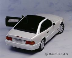 129 series SL-Class Roadsters, 1989 - 1995 - Media database