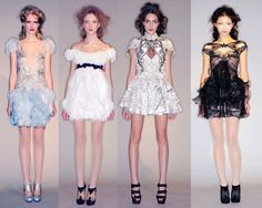 I want the last 3 dresses!!!!!